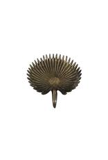 Small Metal Palm Dish
