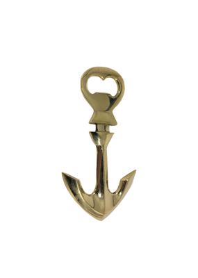 Brass Anchor Bottle Opener