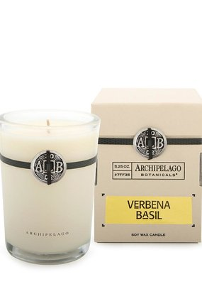 Verbena Basil Candle in a Box