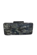 Blue Metallic Clutch
