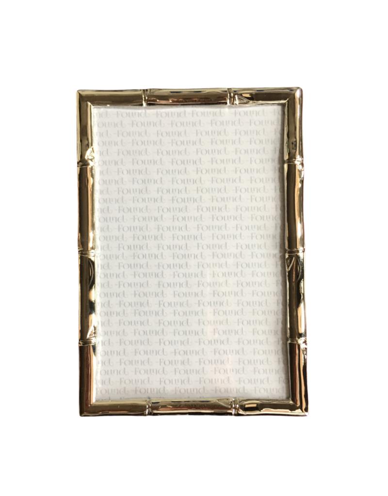 Silver Bamboo Frame 5x7