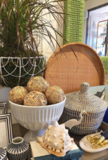 Small Rattan Decorative Ball