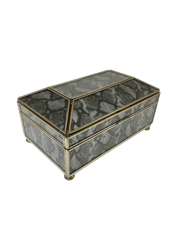 Python Dome Decorative Box