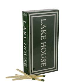 Lake House Boxed Matches