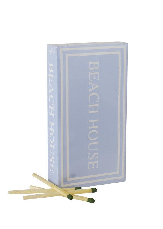 Beach House Boxed Matches