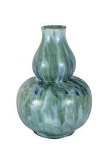 Large Double Gourd Decorative Vase