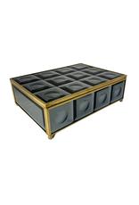 Optic Grey Mirrored Box