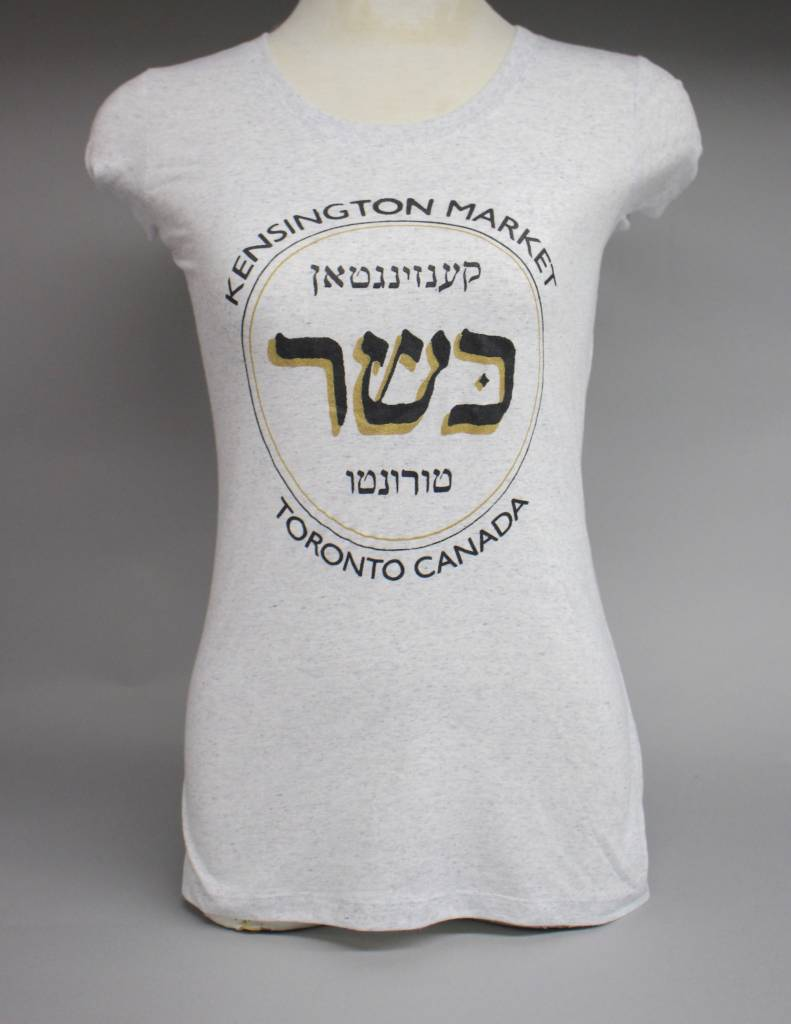 Model Citizen mc.tee.kosher.womens