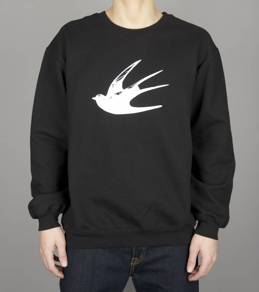 Mc.Crewneck.Black