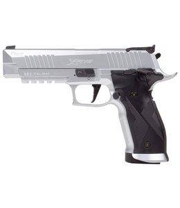 Sig Sauer X-Five Blowback Pellet Pistol - Silver