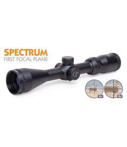 Center Point Spectrum 4-12x44 FFP Side Focus