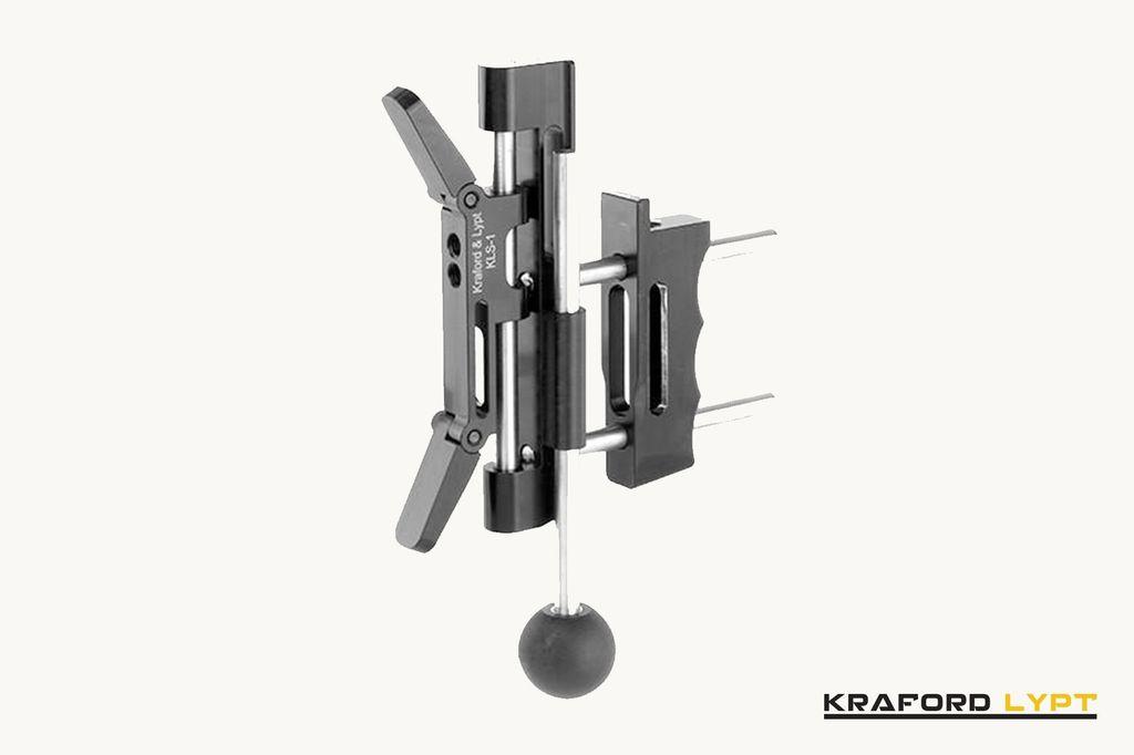 Kls 1 Adjustable Stock For Fx Impact Black Airgun