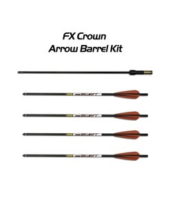 FX Airguns FX Crown Arrow Barrel Kit w/4 Arrows