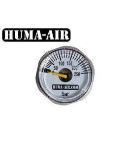 Huma-Air Mini Pressure Gauge 23mm