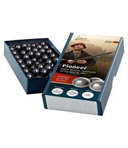 H&N H&N Pioneer .457 Round Ball - 145gr - 100ct