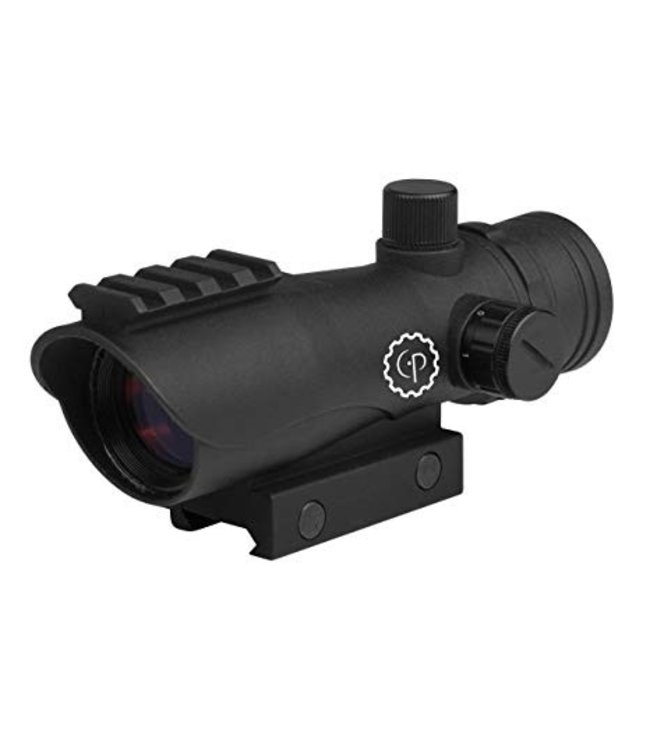Center Point Center Point 1x30mm Large Red Dot Battle Sight
