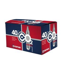 Crosman CO2 12g - 40ct