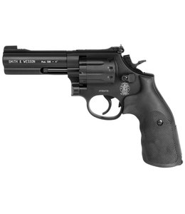 "Smith & Wesson Smith & Wesson 4"" Revolver Black"