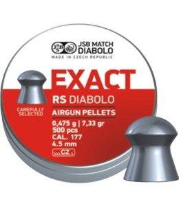 JSB Match Diabolo JSB Exact RS Diabolo .177 Cal, 7.33gr