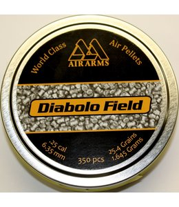 Air Arms Air Arms Diabolo Field .25 Cal, 25.4gr
