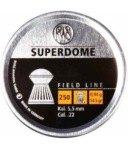RWS RWS Superdome .22 Cal, 14.5gr