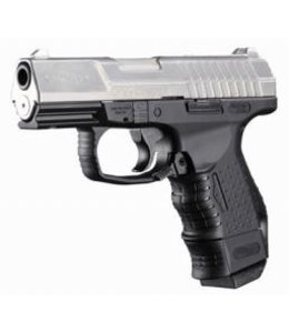 Walther Walther CP99 Compact Blowback Nickel