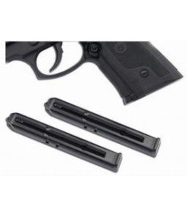 Beretta Spare Magazines for Beretta Elite II, Smith & Wesson M&P, Umarex XBG