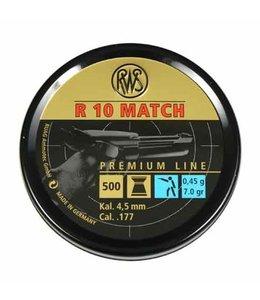 RWS Match Premium Line Light .177 Cal, 7.0gr