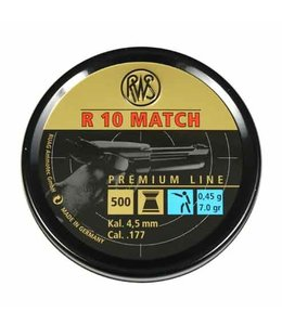 RWS RWS Match Premium Line Light .177 Caliber Pellet