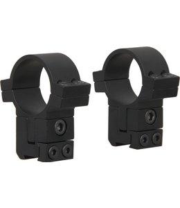 FX Airguns FX No-Limit Mounts - 30mm -11mm Dovetail
