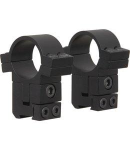 FX Airguns FX No-Limit Mounts - 1 Inch - 11mm Dovetail