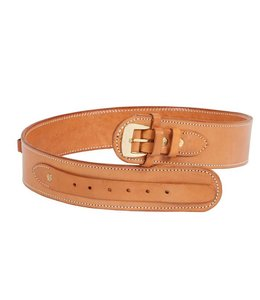"Gun Belt 48""- 52"" Waist - Natural"
