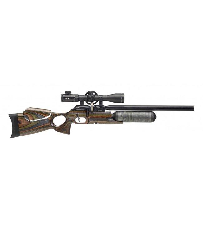 FX Airguns FX Crown .25 Cal - Green Laminate