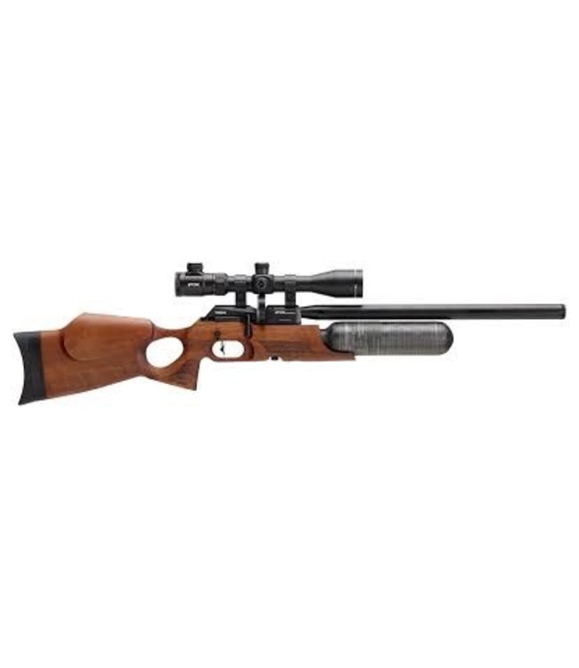 fx crown 22 cal walnut airgun source canada