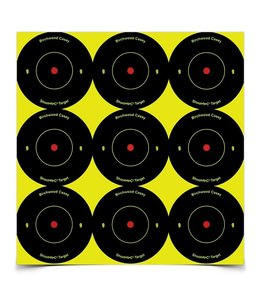 "Birchwood Casey Shoot-N-C 2"" Bulls-eye Targets"