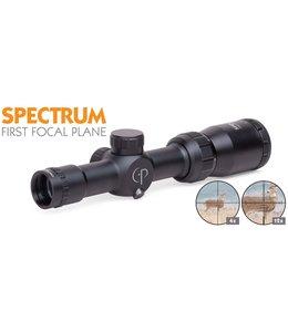 Center Point Spectrum 1-4x24mm FFP