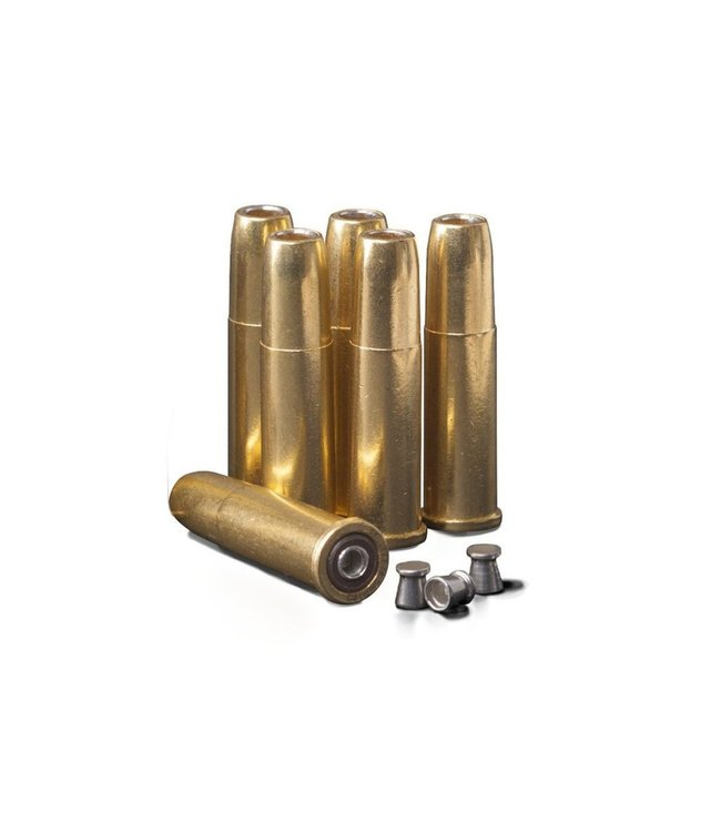 Crosman Spare Pellet Shells for Crosman Revolvers