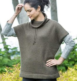 Churchmouse Funnel Neck Pullover
