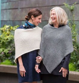 Churchmouse Twice Reversible Poncho