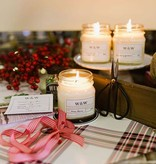 Wax & Wool Wax & Wool Holiday Candle