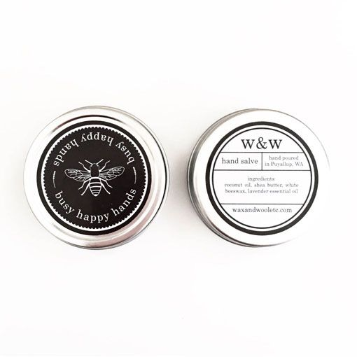 Wax & Wool Wax & Wool Busy Happy Hands Salve