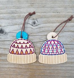 Katrinkles Hat Ornaments