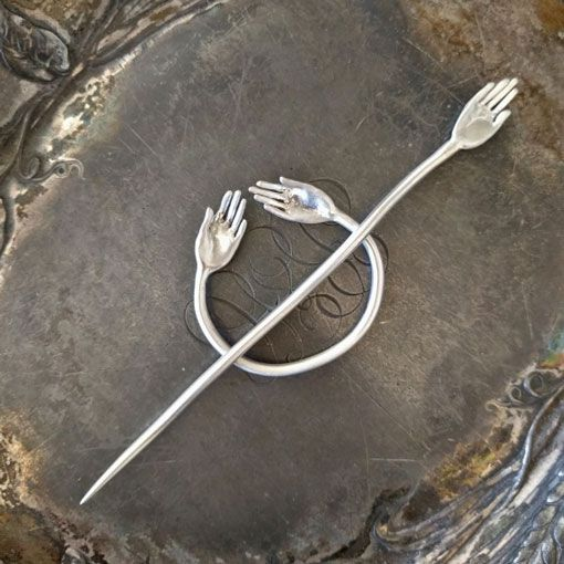 JUL Designs JUL Designs Gesture Shawl Pin