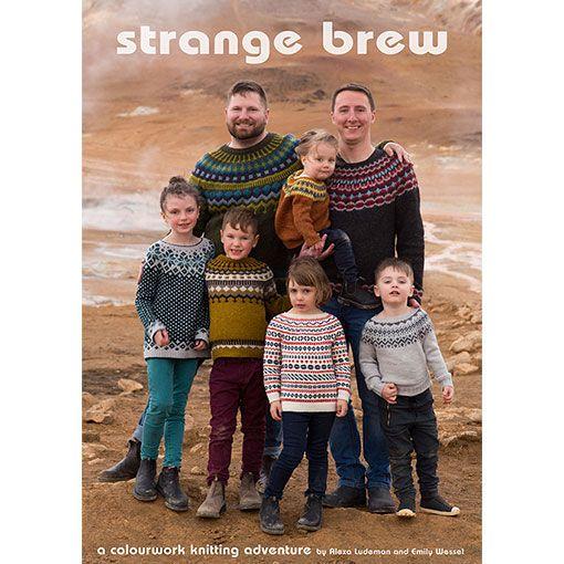 Tin Can Knits Tin Can Knits Strange Brew