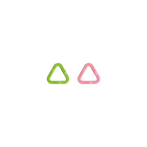 Clover Clover 3149 Stitch Markers Triangle Small