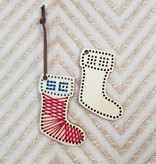 Katrinkles Katrinkles Stocking Ornament Blank
