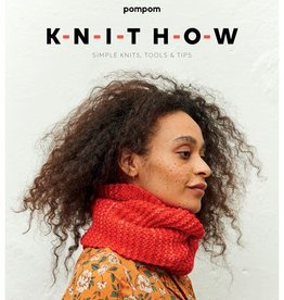 Pom Pom Publishing Knit How - A Beginner's Knitting Book