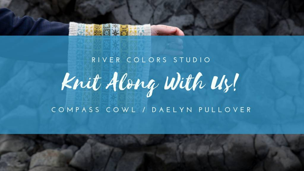 Knit along with us in January!