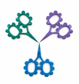 Kelmscott Designs Flower Power Scissors