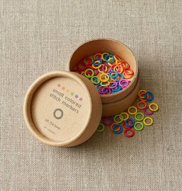 Colored Ring Stitch Markers – Small
